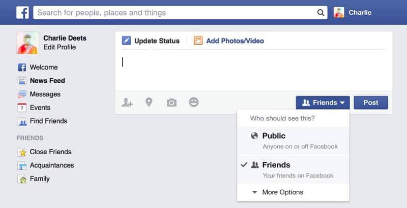Faire une bonne publication facebook